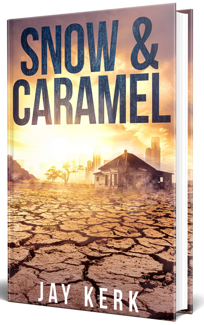 Snow and Caramel Book by Jay Kerk