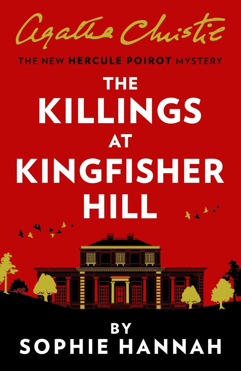 Book review of The Killings at Kingfisher Hall