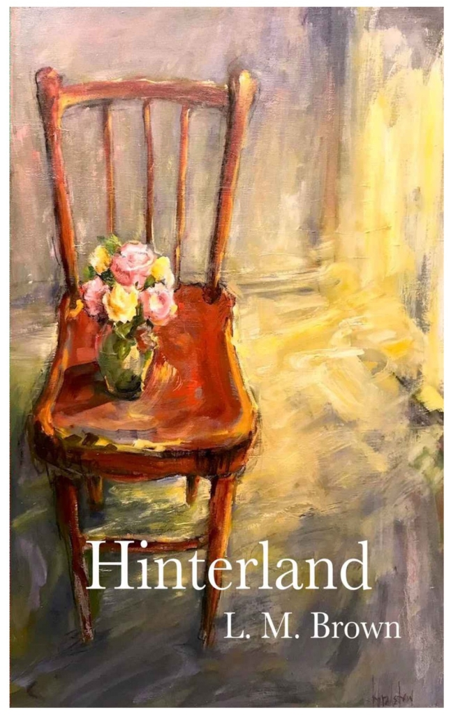 Book cover Hinterland; a book review
