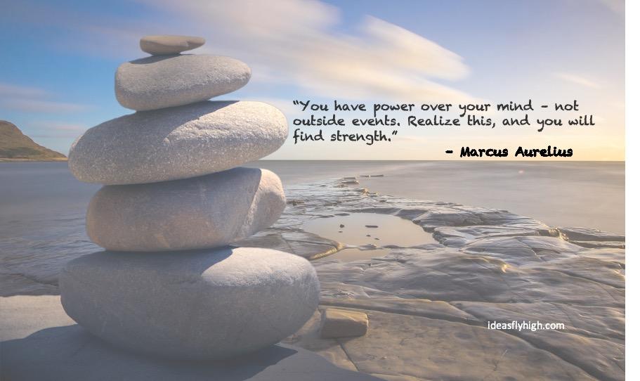Quote of the day Marcus Aurelius