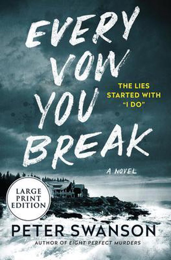 Every Vow You Break: A Book Review