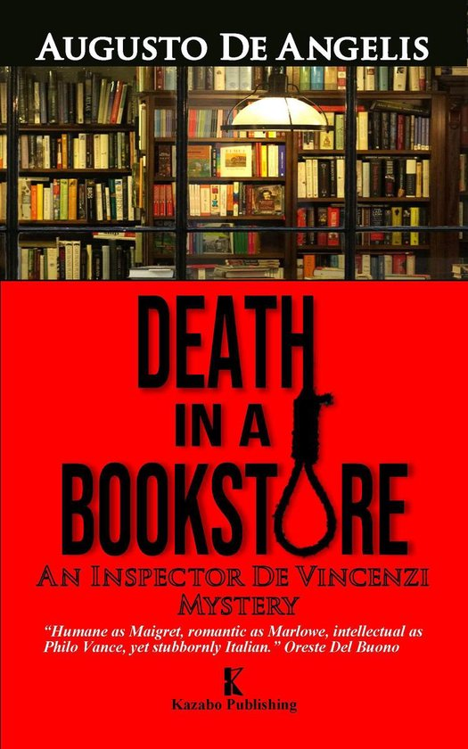 Death in a bookstore a book review