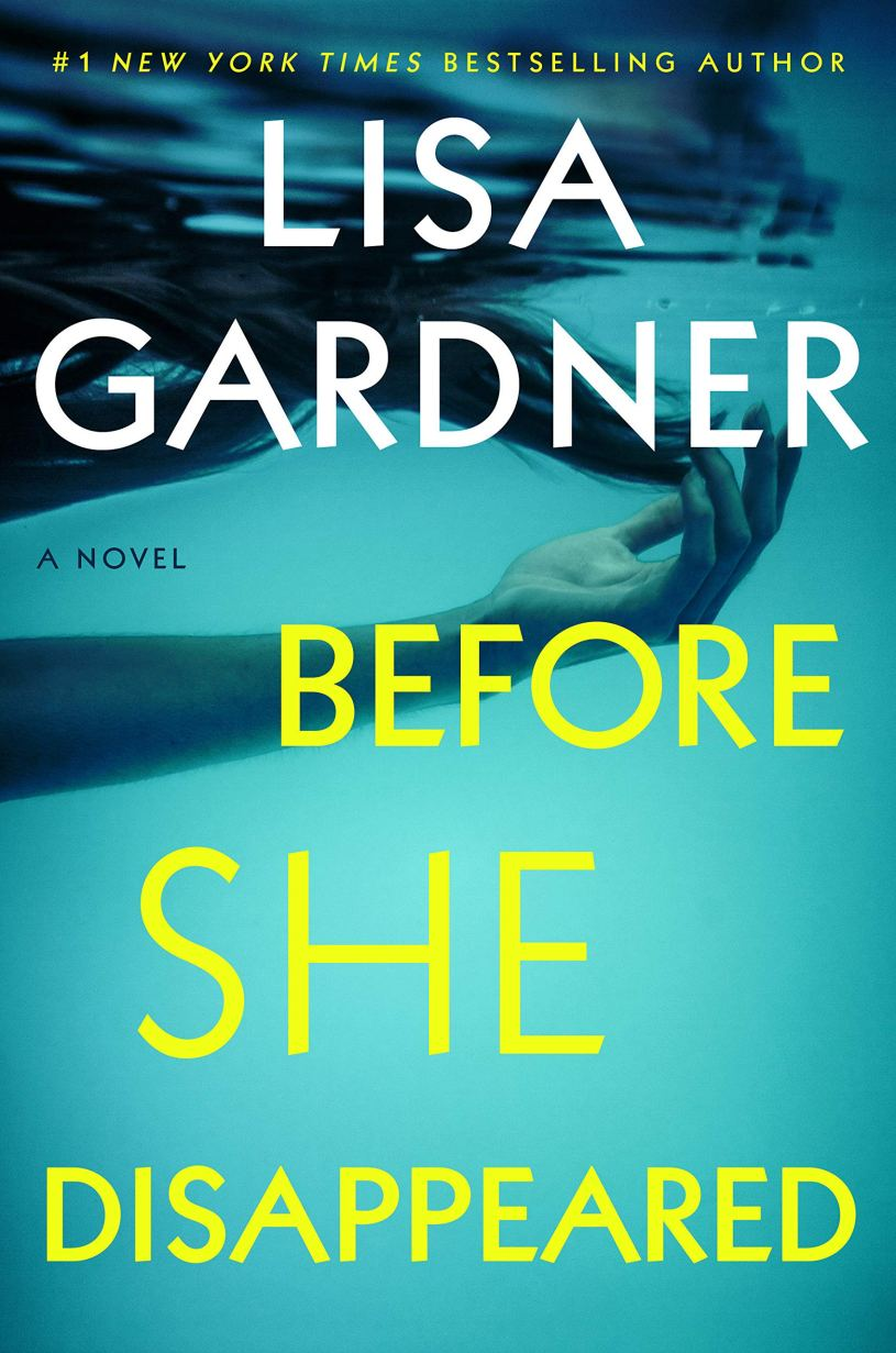 Before she disappeared a book review