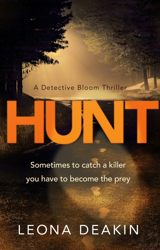Hunt a book review