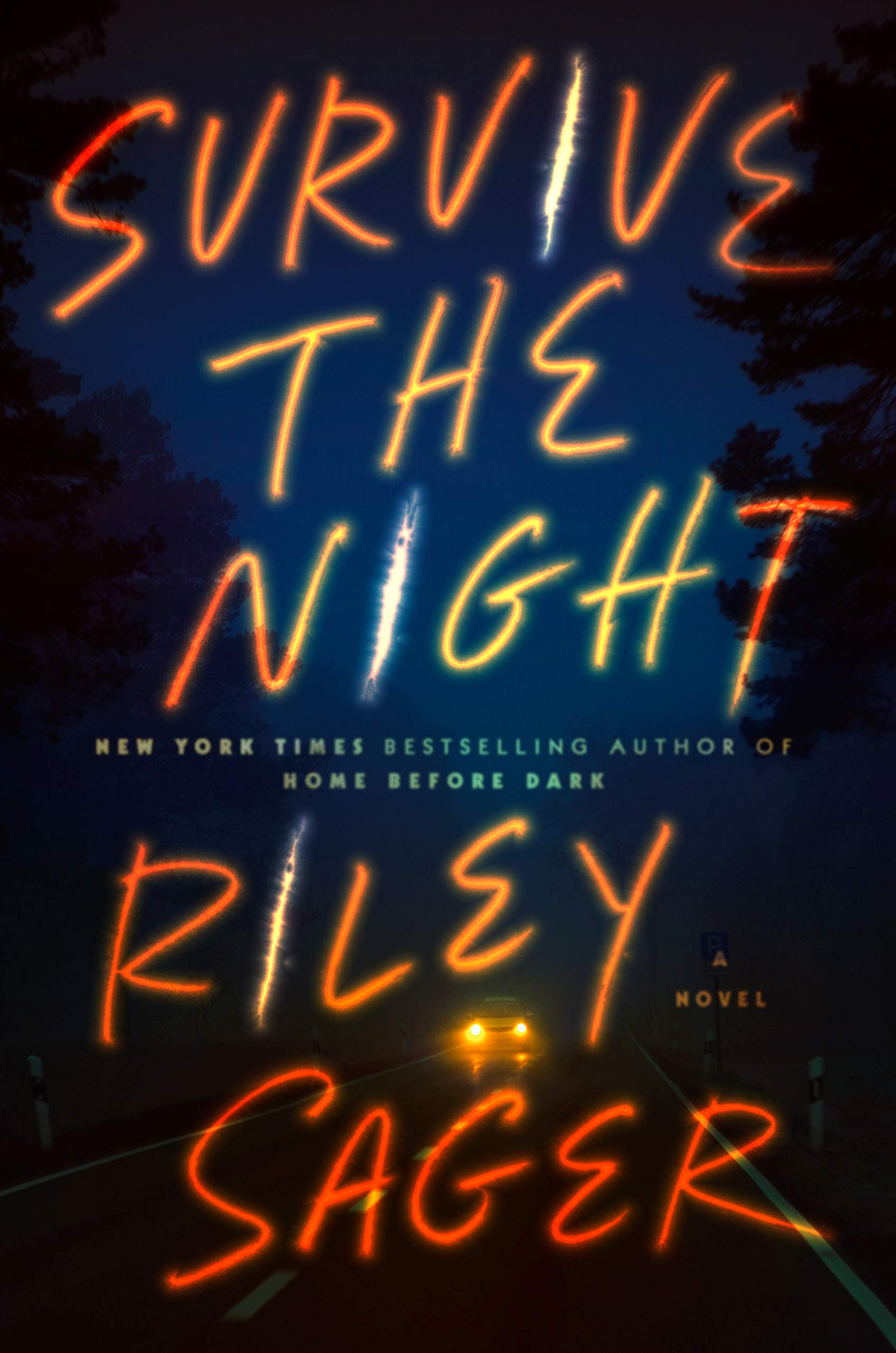 Survive The Night: A Book Review